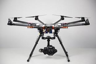 Vespa Drone Cameras Hollywood 310x