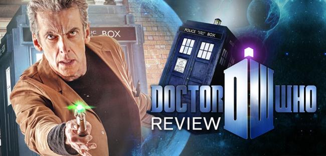 Doctor Who: The Caretaker: social