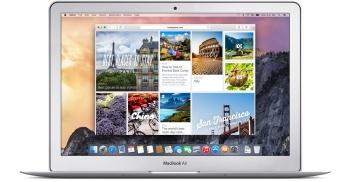 Apple OS X MacBook Air social