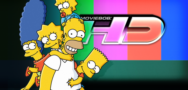 HD: The Simpsons: social