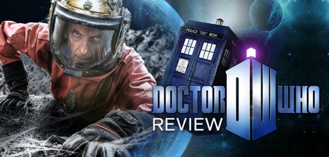 Doctor Who KILL THE MOON social