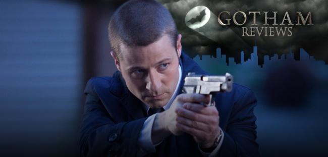 Gotham S1EP3 social