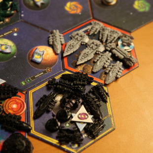 The Yin move onto the Sol Federation's home system.