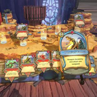 RuneScape Chronicles Screen