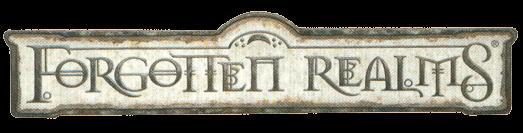 the forgotten realms logo