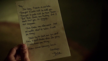 Thea Letter to Roy