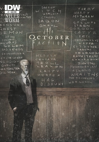 the october faction 1