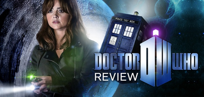 Doctor Who S8EP9 social