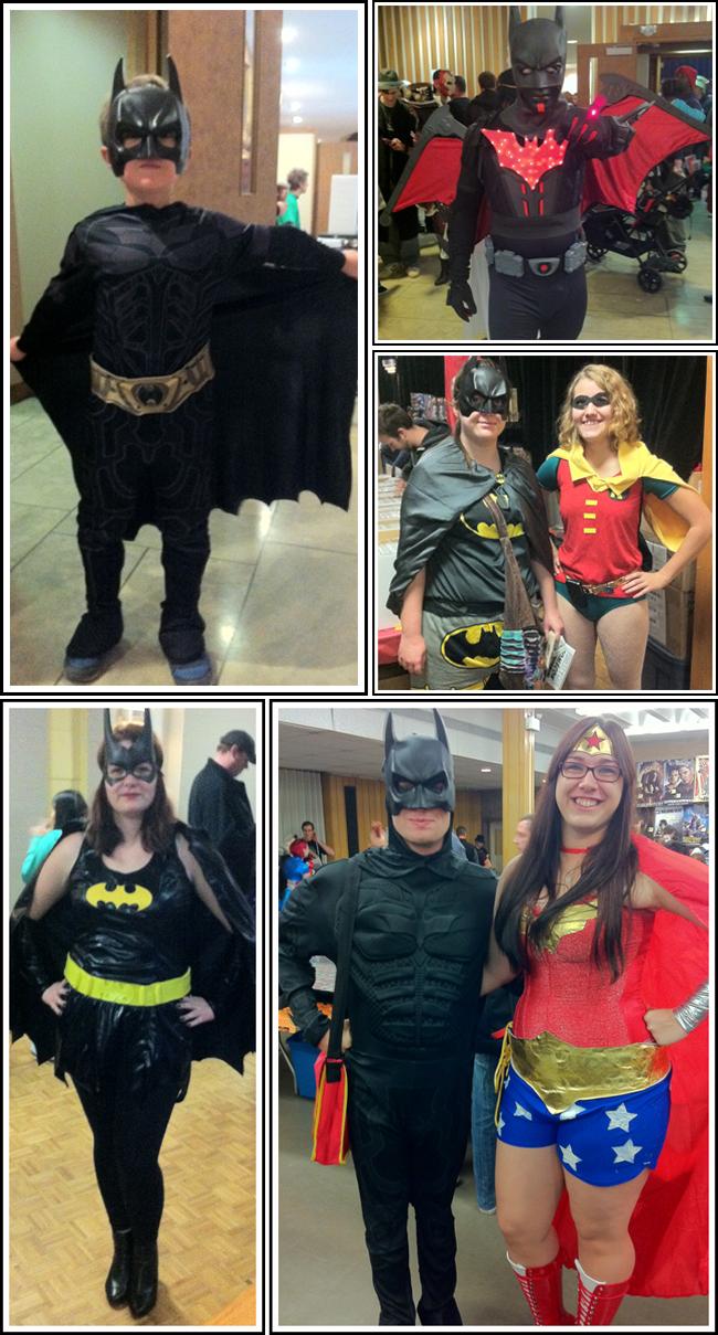 batman beyond and all batmans
