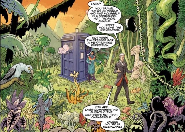 dw 12 comic jungle