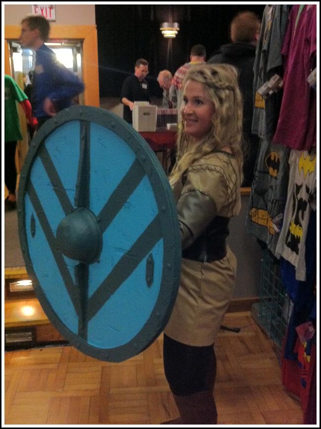 shield girl 3