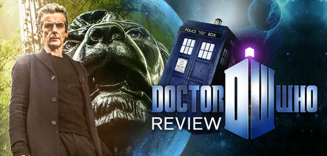 Doctor Who S8EP10 social