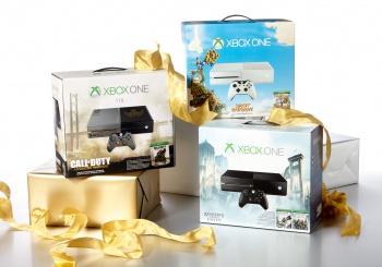 Xbox One holiday bundles