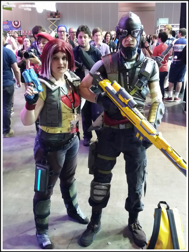 pax aus cosplay 16
