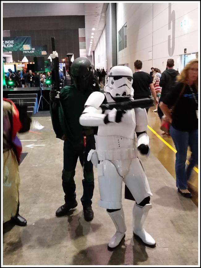 pax aus cosplay day 2 023 dancing stormtrooper
