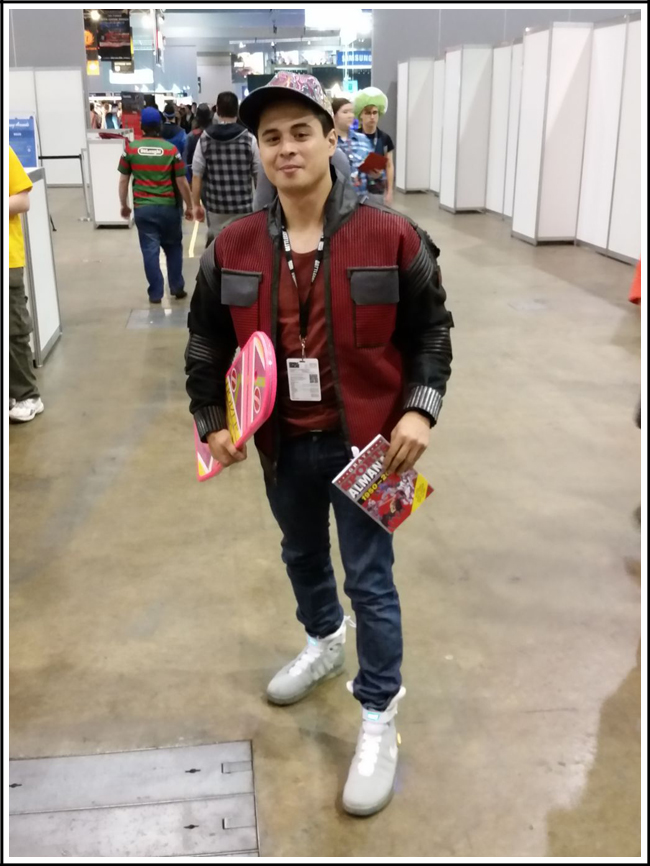 pax aus cosplay day 3 020 back to the future marty mcfly