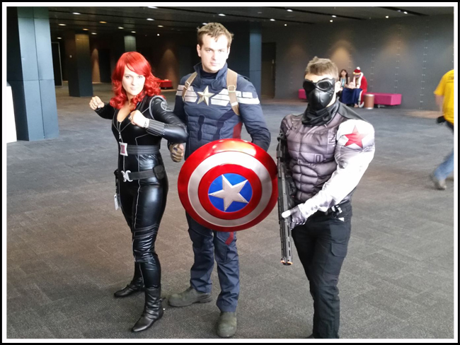pax aus cosplay day 3 016 the avengers