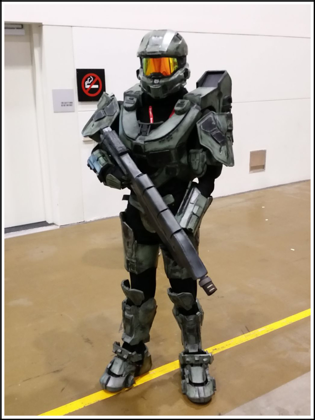pax aus cosplay day 3 019 halo master cheif
