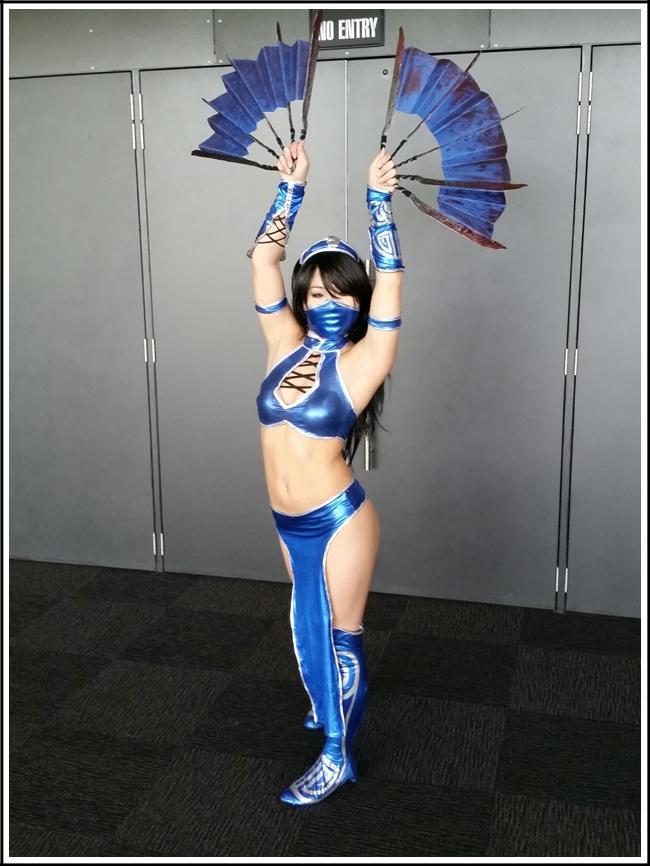 pax aus cosplay day 3 012 mortal kombat mileena