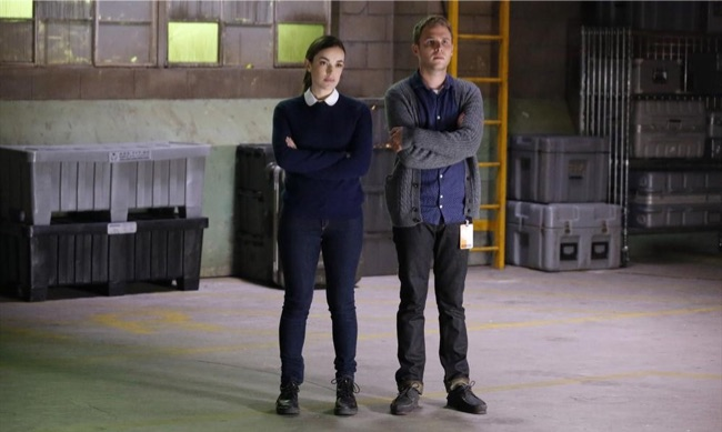 agents of shield s2 recap fitz and simmons