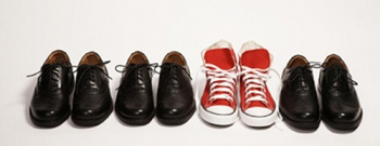 Von Resftorff Effect shoes