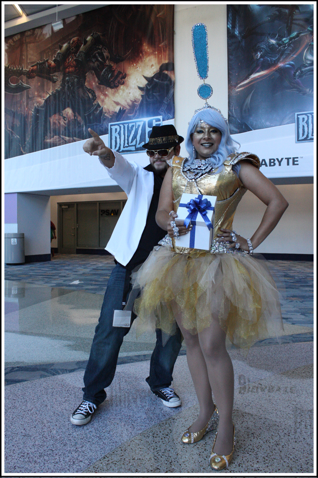 genderswapped blingtron and pimp