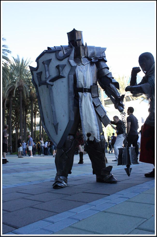 crusader from reaper of souls