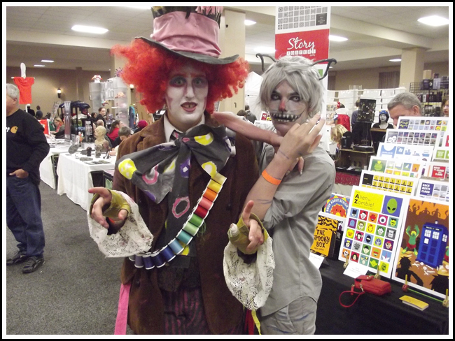vermont cc mad hatter and cat