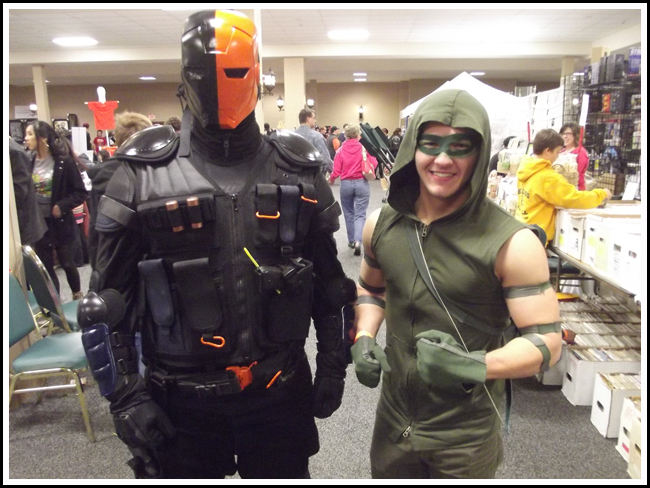 vermont cc deathstroke and arrow