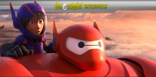 big hero 6 interview social