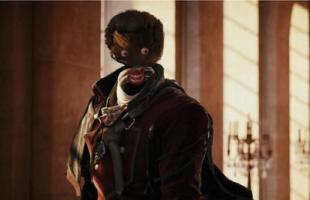 Assassin's Creed: Unity's Faceless Man