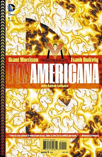 multiversity pax americana 1
