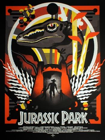 mondo jurassic park 350