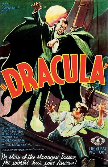 dracula movie poster 350
