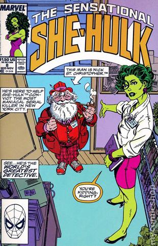 Sensational She-Hulk 8