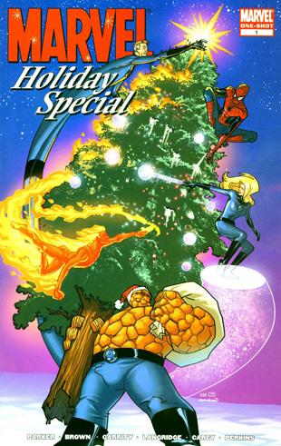 Marvel Holiday Special 2005