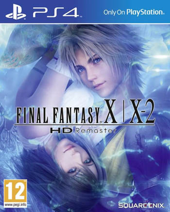 Final Fantasy X X2 PS4