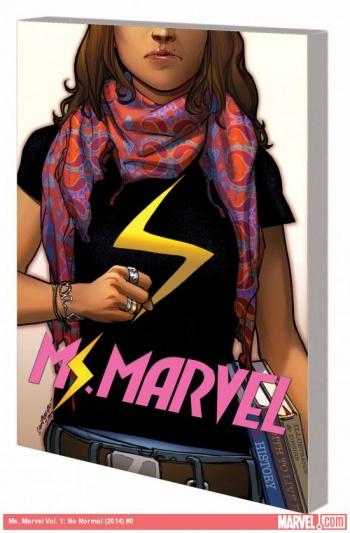 Comic Series Ms Marvel