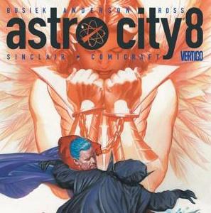 Single Comic Astro City Vol 3 Ep 8