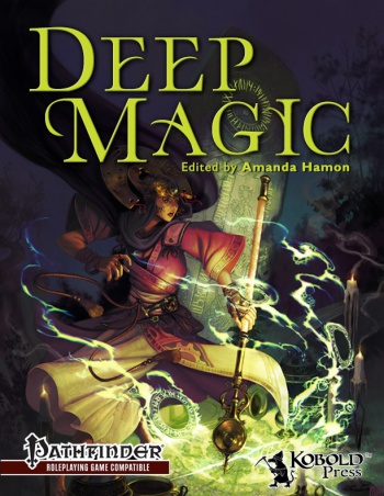 deep magic cover