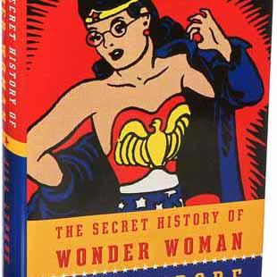 secret history wonder woman