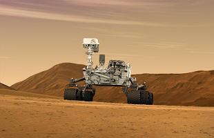 Mars Curiosity Rover 310x