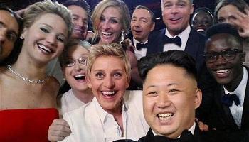 Hollywood Kim Jong-un 350x
