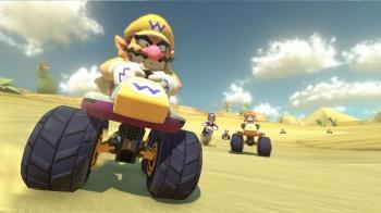 Sarah - Mario Kart 8