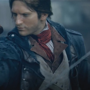 arno and elise in ac unity