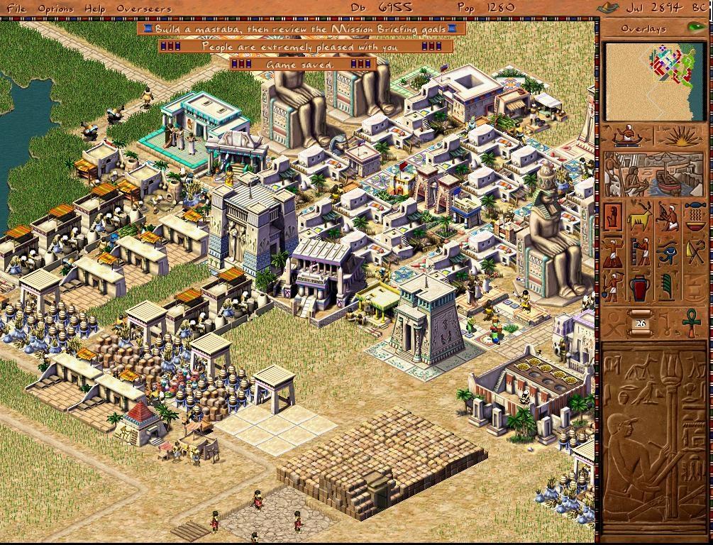 pharaoh mastaba