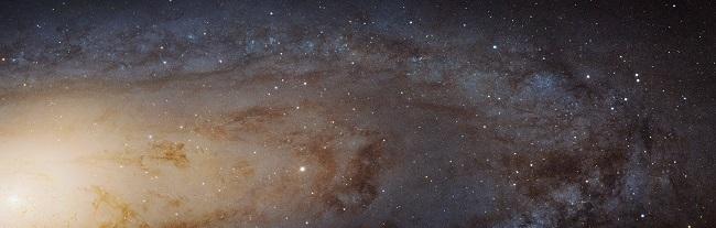 Andromeda Galaxy Hubble 2015 650x