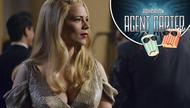 Agent Carter social