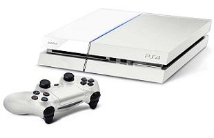 White PS4 310x