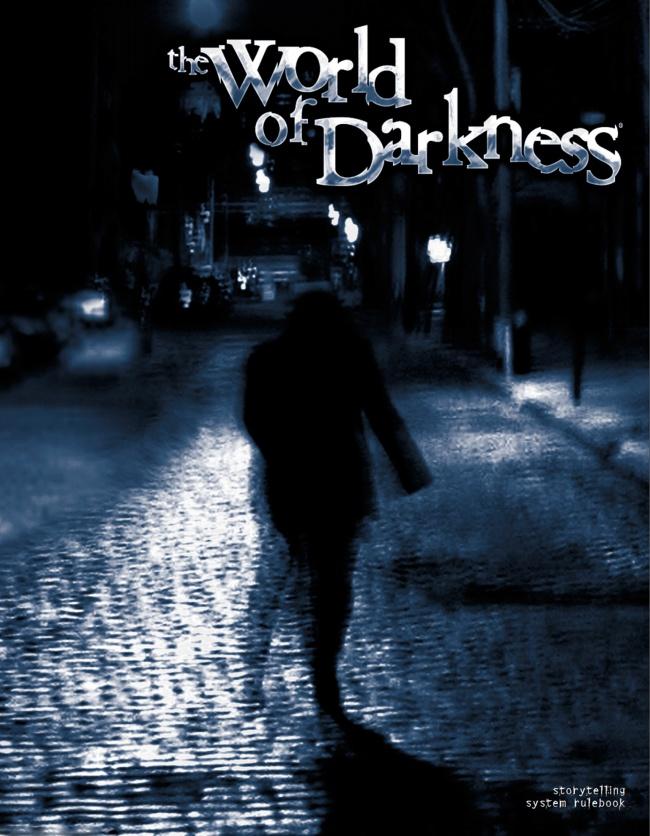 Vampire World of Darkness